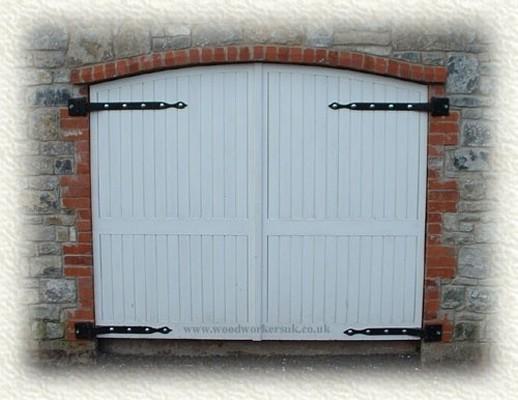 white wood garage door. Purpose Made Wooden Range Of Garage Doors White Wood Door A